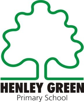 Henley Green Primary School logo