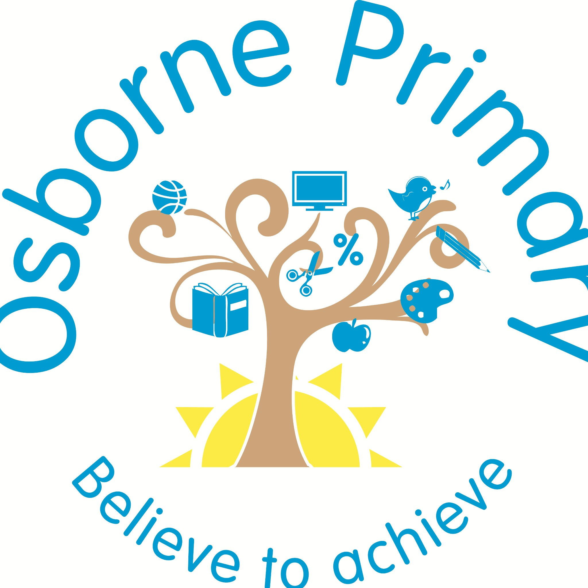 Osborn Primary School logo