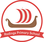 Rodings Primary School logo