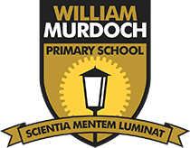 William Murdoch Primary School logo